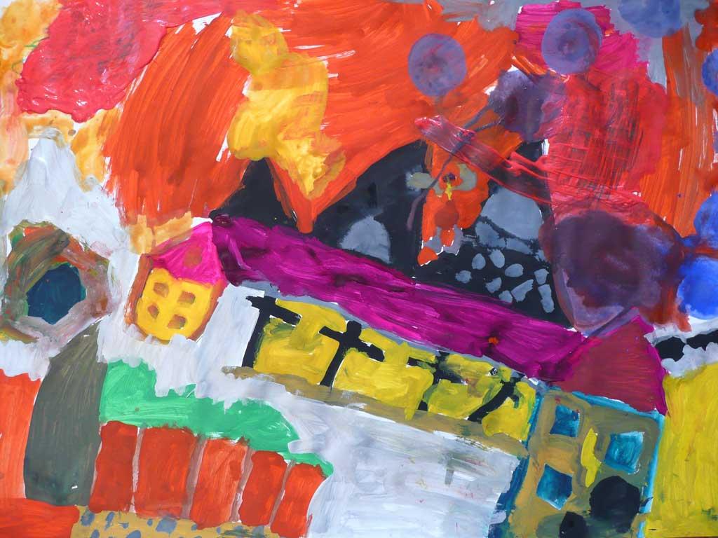 Kunstschule München, Antje's Kindermalschule, Malschule Solln, Antje's Malstudio, Malstudio Solln, Malschule München, Kunstschule München, Malen Töpfern Werken, Malatelier